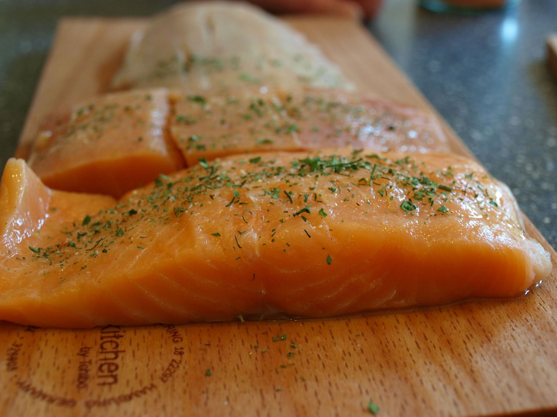 How To Cook Salmon Fillets George Hughes Fishmongers