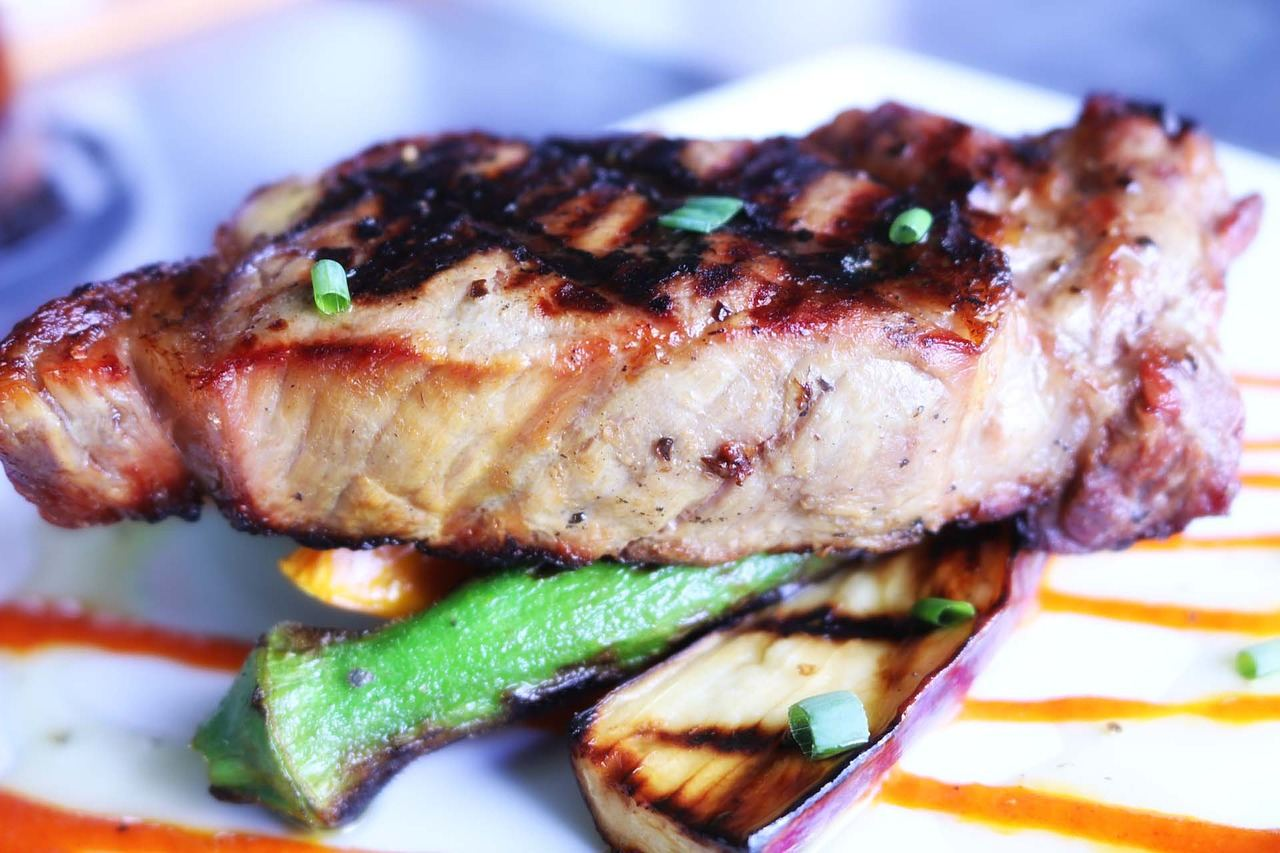 How to cook tuna steaks george hughes fishmongers for How to cook tuna fish