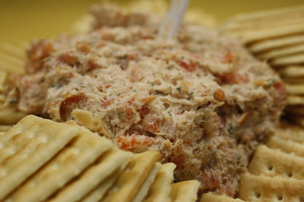 fish dip recipe