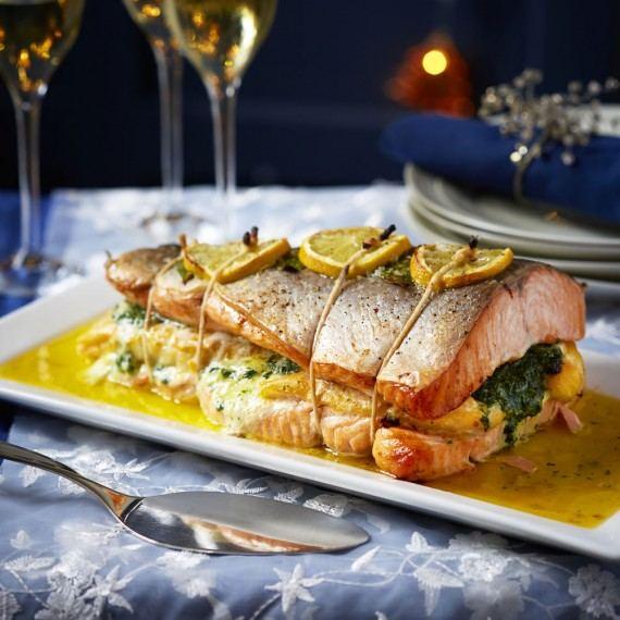 Christmas Centrepiece Recipe – Two-Fish